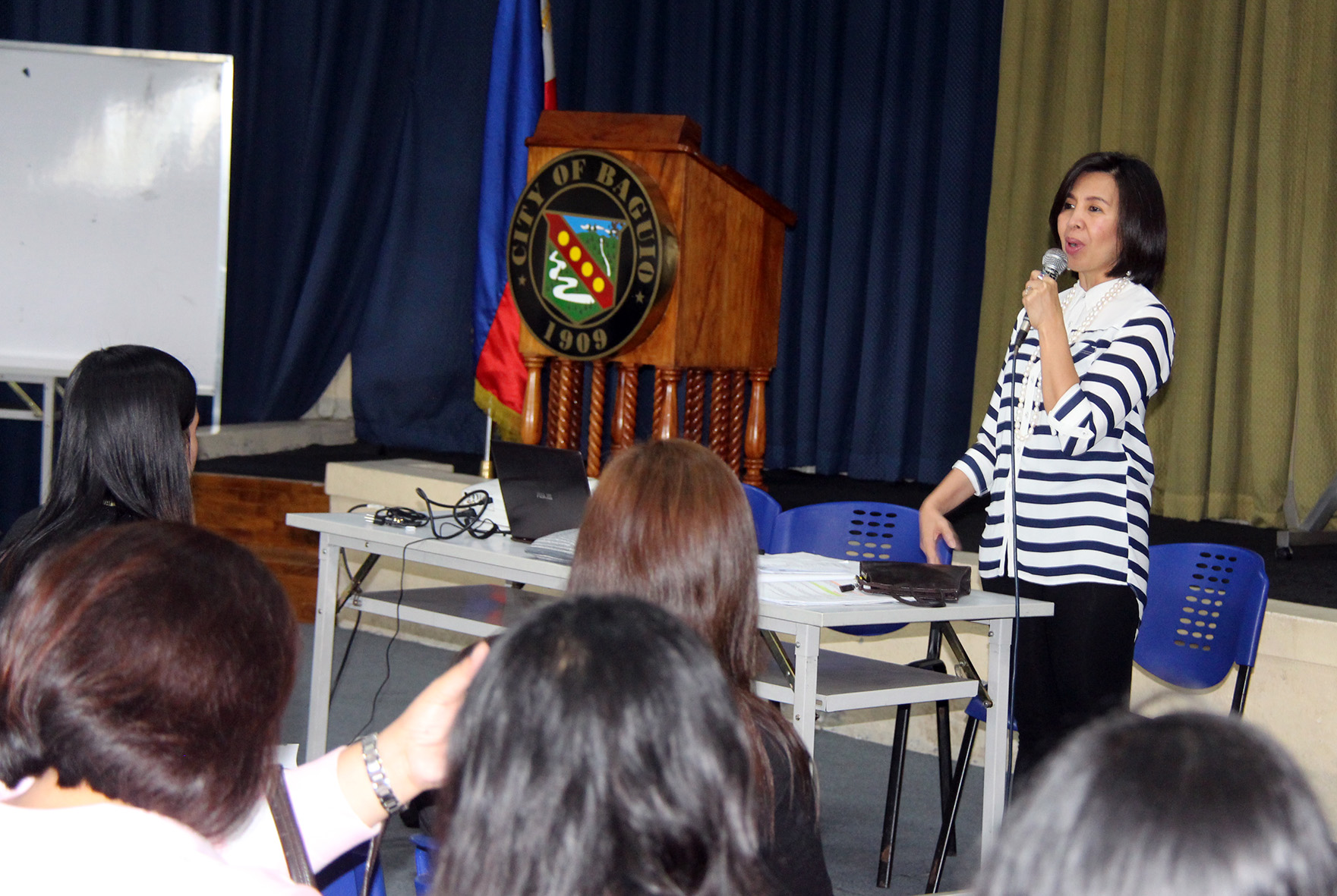 Barangay officials realize importance of planning and budgeting
