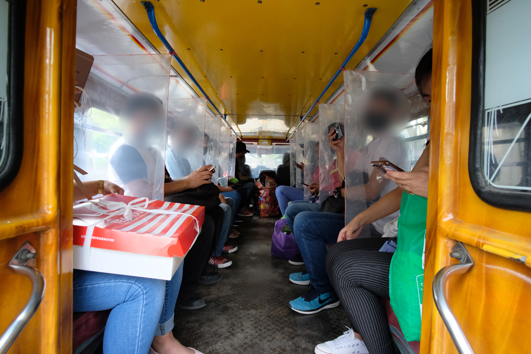Jeepney Drivers Adapting To The New Normal City Government Of Baguio